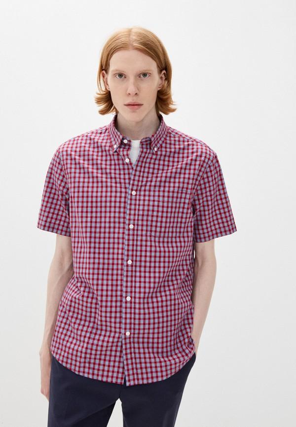 мужская рубашка с коротким рукавом marks & spencer