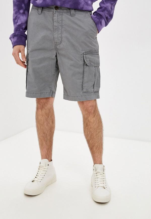 мужские повседневные шорты marks & spencer, серые