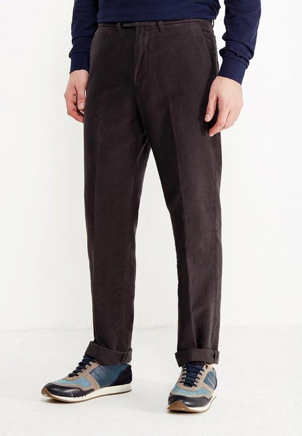 мужские повседневные брюки marks & spencer, серые