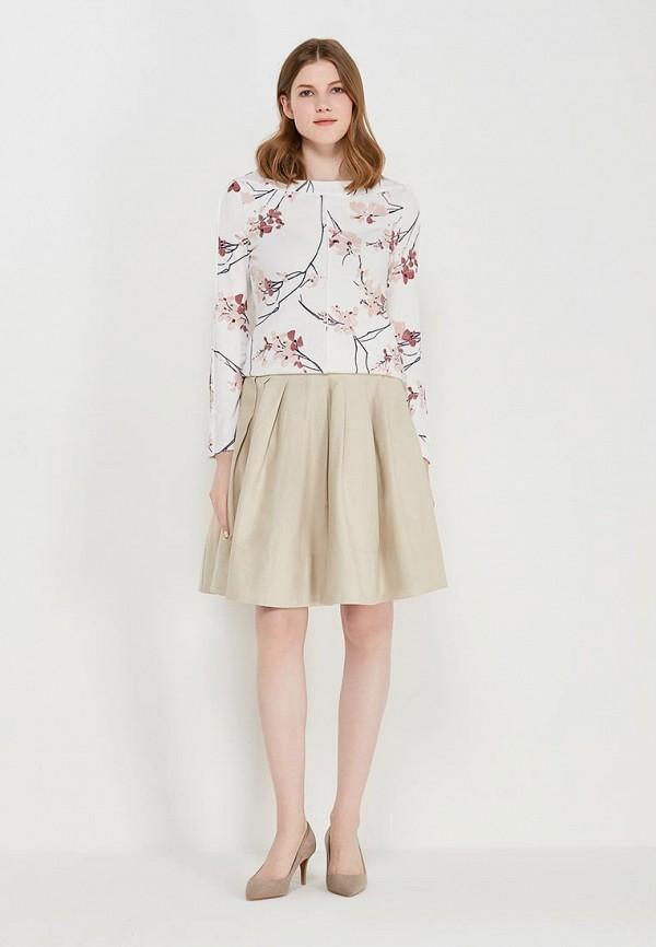 Фото 2 - Джемпер Marks & Spencer белого цвета