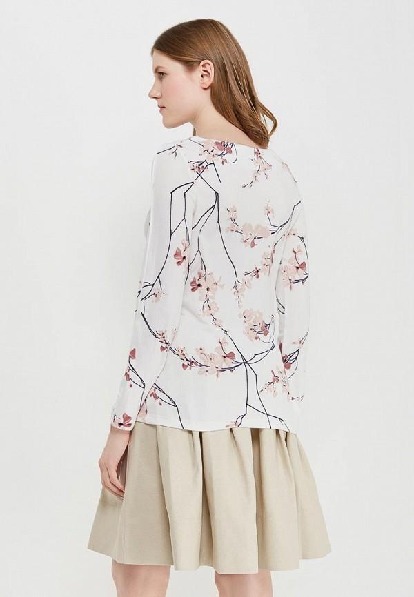 Фото 3 - Джемпер Marks & Spencer белого цвета