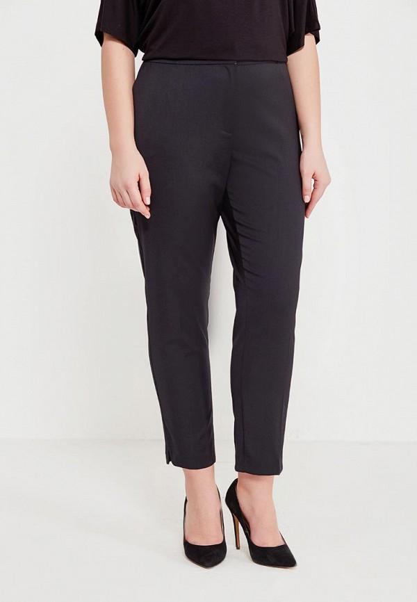 женские зауженные брюки marks & spencer, серые