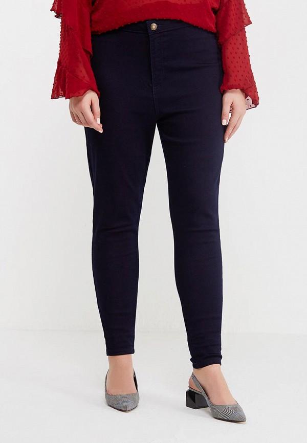 женские прямые джинсы marks & spencer, синие