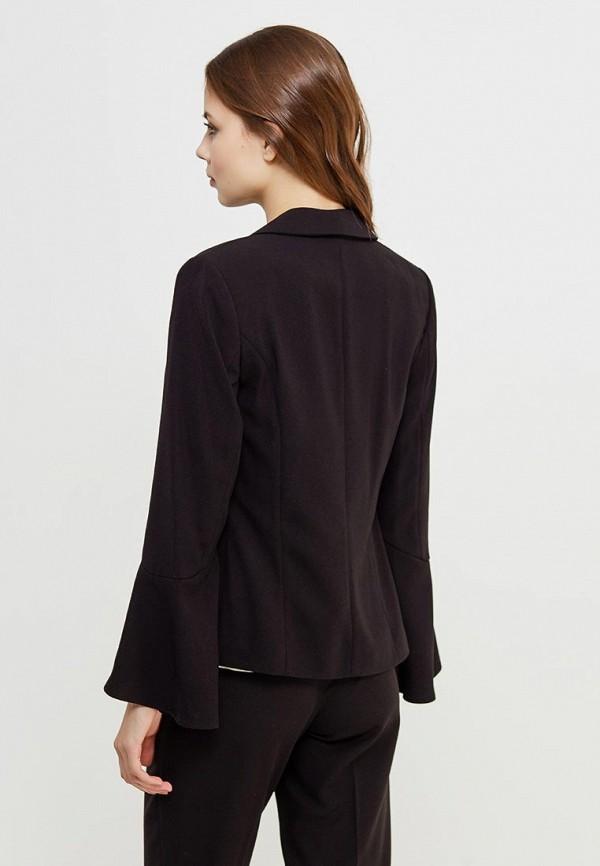 Фото 3 - Жакет Marks & Spencer черного цвета