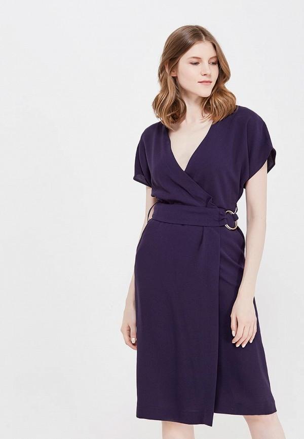 Купить Платье Marks & Spencer, ma178ewarat8, синий, Весна-лето 2018