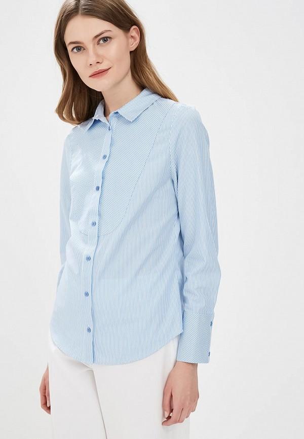Купить Рубашка Marks & Spencer, ma178ewasja2, голубой, Весна-лето 2018