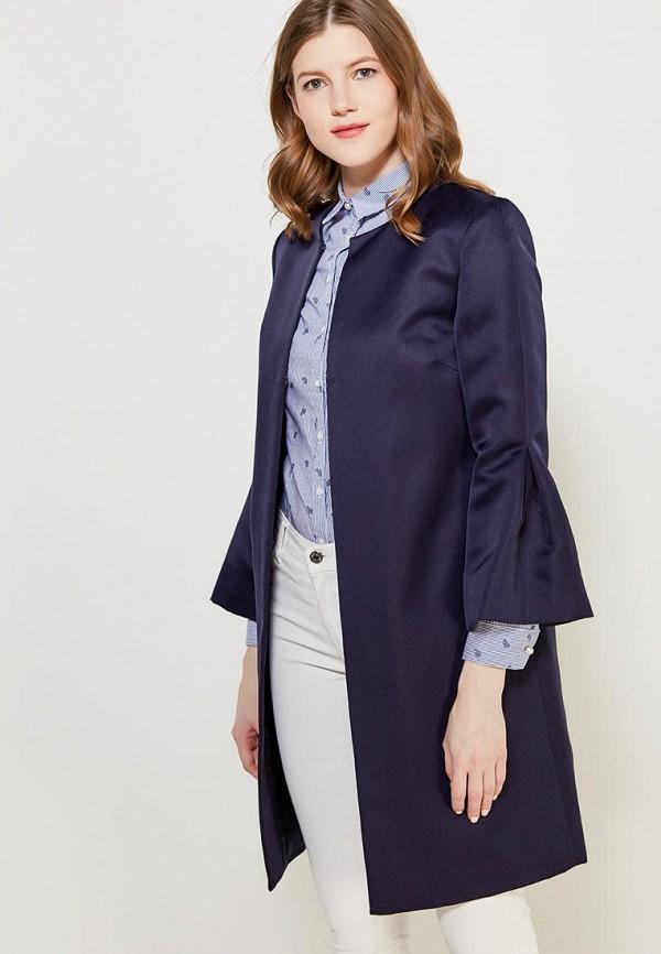 2f9b3042441d Синее женское пальто Marks & Spencer - купить от 3 999 руб в ...