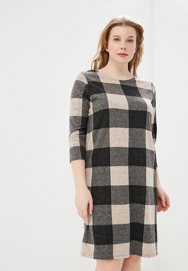 Купить Платье Marks & Spencer, MA178EWAWUK8, коричневый, Весна-лето 2018