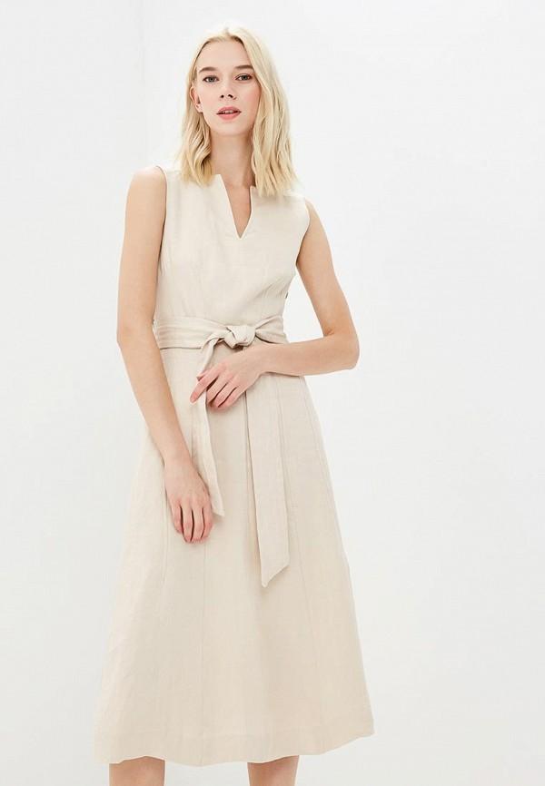 Купить Платье Marks & Spencer, AUTOGRAPH, ma178ewbkvw0, бежевый, Весна-лето 2018