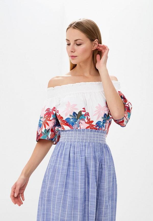 Купить Блуза Marks & Spencer, ma178ewbvzs6, белый, Весна-лето 2018