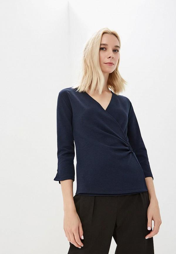 Купить Блуза Marks & Spencer, ma178ewclym1, синий, Осень-зима 2018/2019