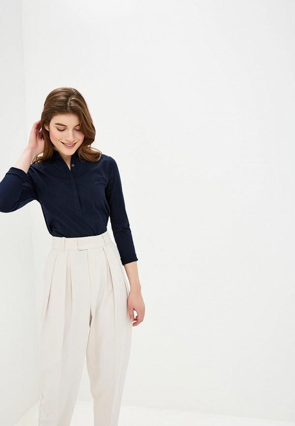 Купить Блуза Marks & Spencer, ma178ewclym2, синий, Осень-зима 2018/2019
