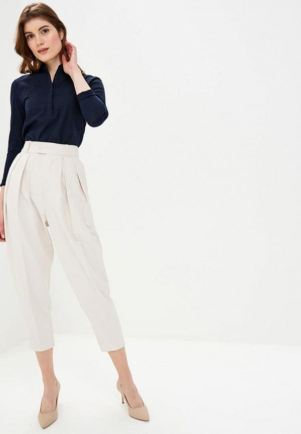 Фото 2 - Блузу Marks & Spencer синего цвета