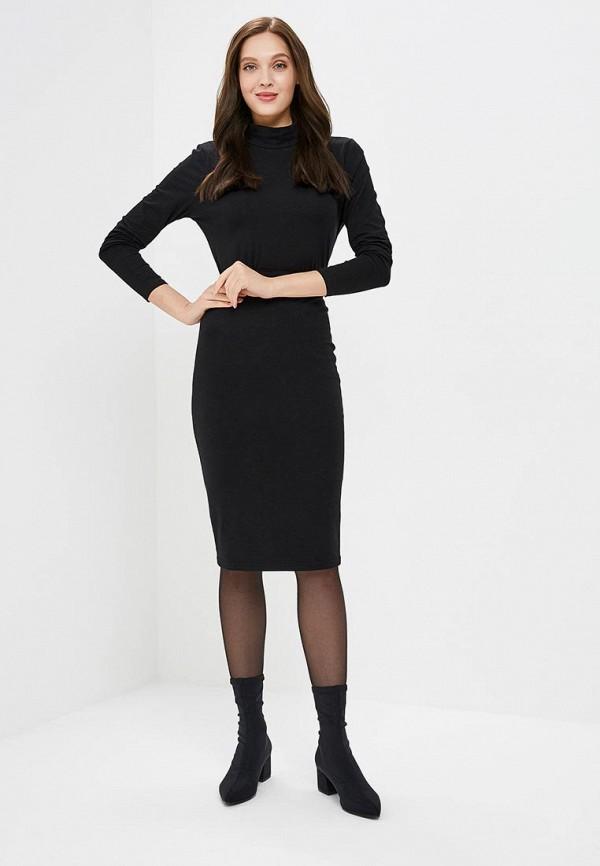 Фото 2 - Водолазка Marks & Spencer черного цвета