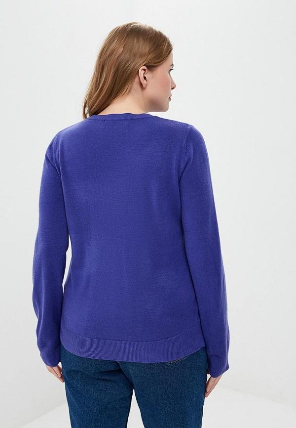 Фото 3 - Джемпер Marks & Spencer синего цвета