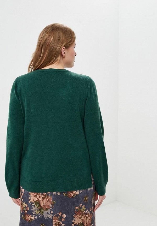 Фото 3 - Джемпер Marks & Spencer зеленого цвета