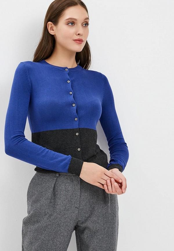 Купить Кардиган Marks & Spencer, MA178EWCLZE9, синий, Осень-зима 2018/2019