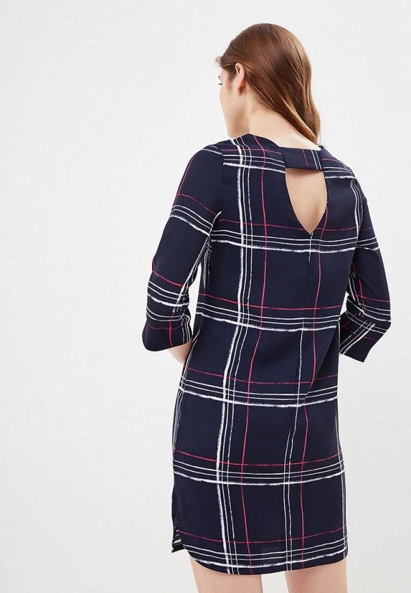 Фото 3 - Платье Marks & Spencer синего цвета