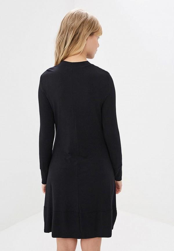 Фото 3 - Платье Marks & Spencer черного цвета