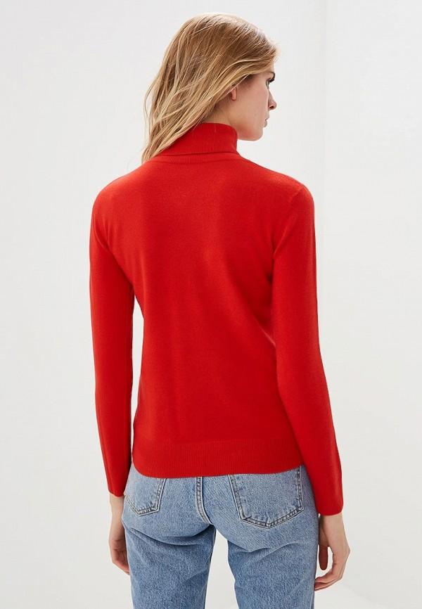 Фото 3 - Водолазка Marks & Spencer красного цвета