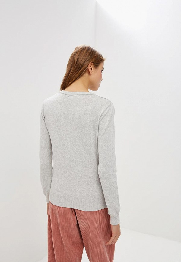 Фото 3 - Джемпер Marks & Spencer серого цвета