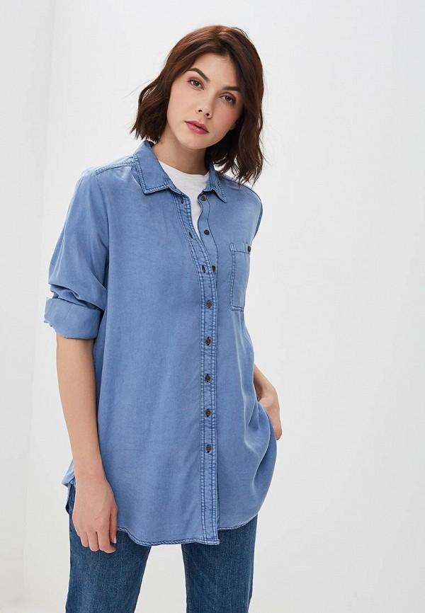 Фото - Тунику Marks & Spencer синего цвета