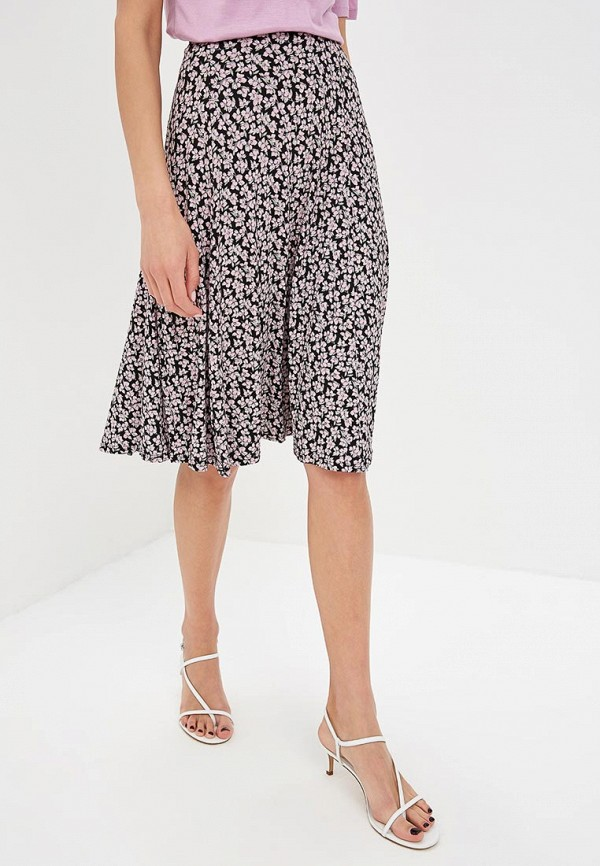 женская юбка marks & spencer, разноцветная