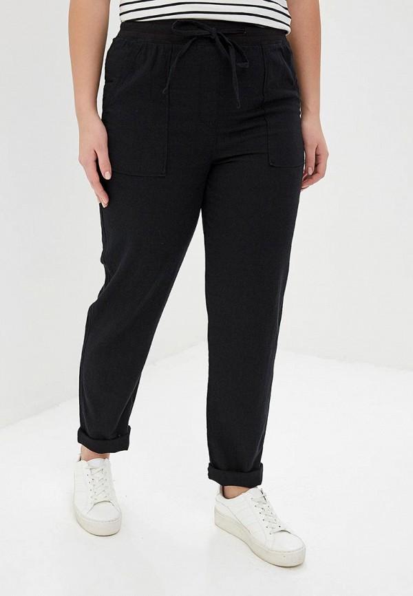 женские брюки marks & spencer, черные