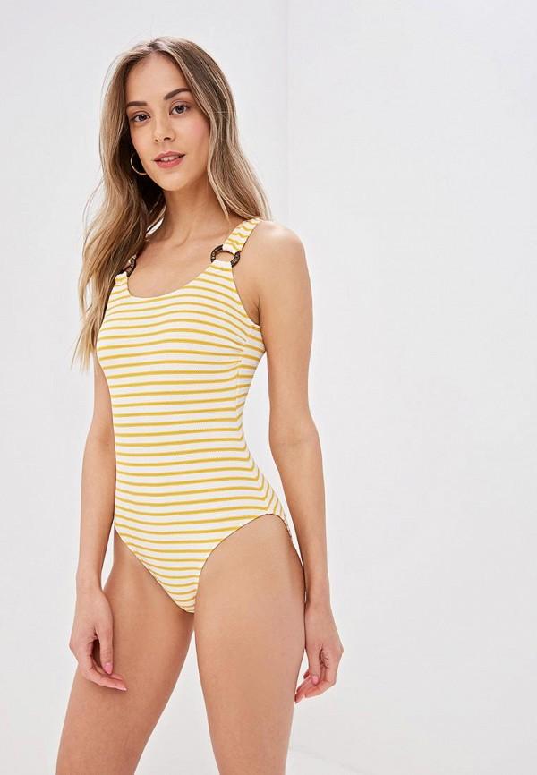 женский купальник marks & spencer, белый