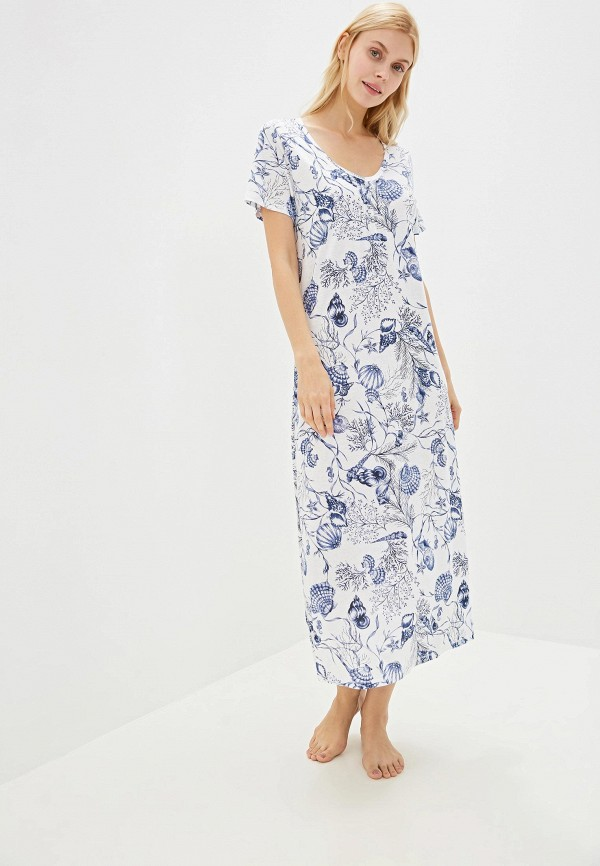 женское платье marks & spencer, белое
