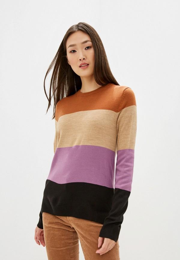 женский джемпер marks & spencer, разноцветный