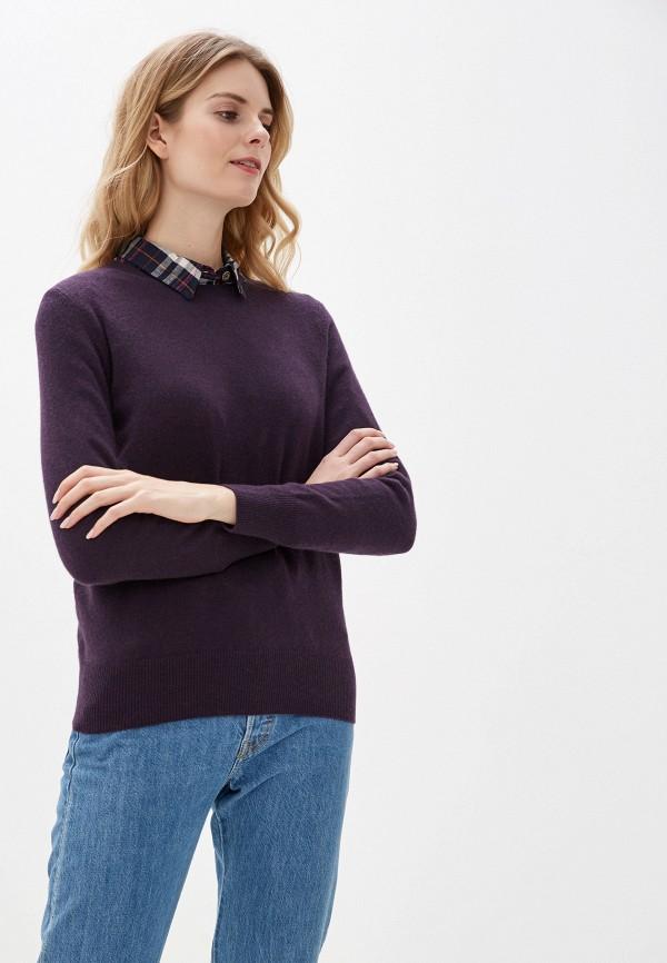 женский джемпер marks & spencer, фиолетовый