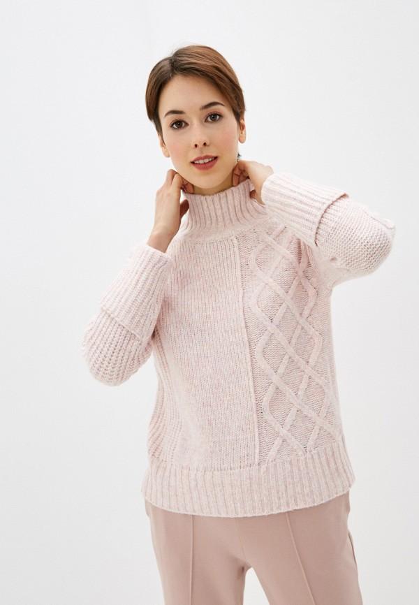 женский свитер marks & spencer, розовый