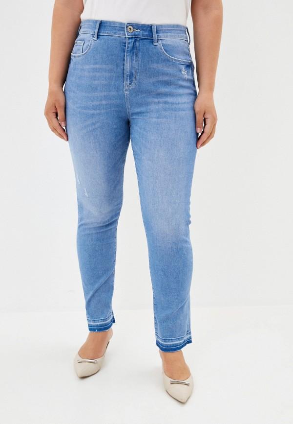 женские джинсы marks & spencer, голубые