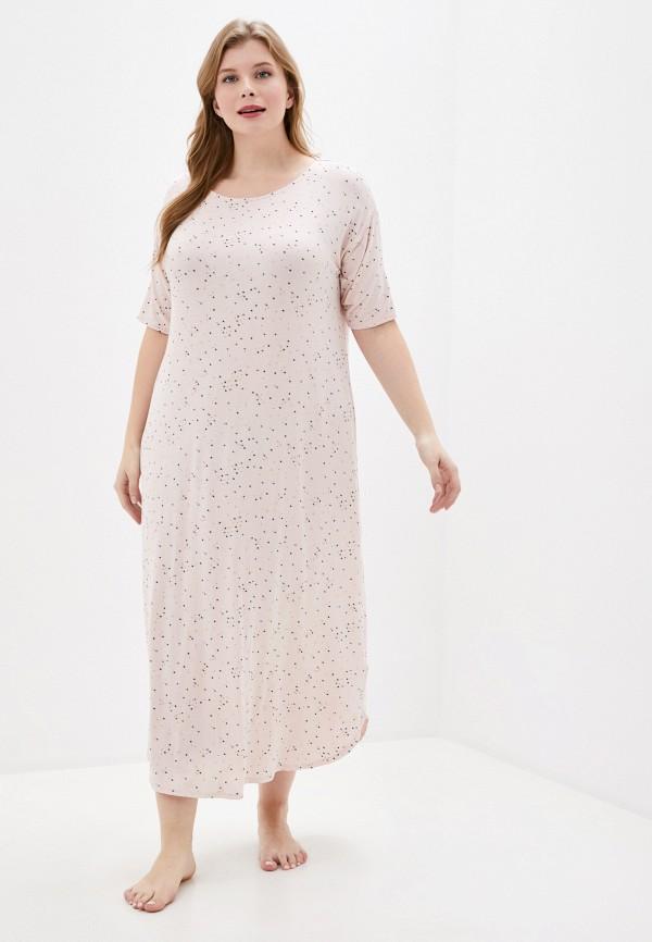 женское платье marks & spencer, розовое