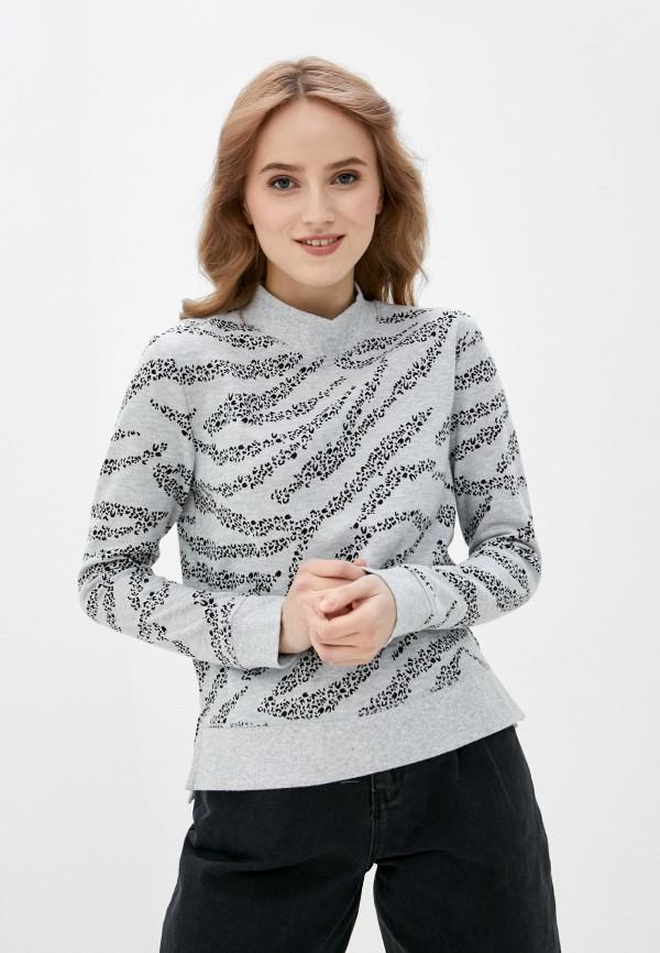 женский джемпер marks & spencer, серый