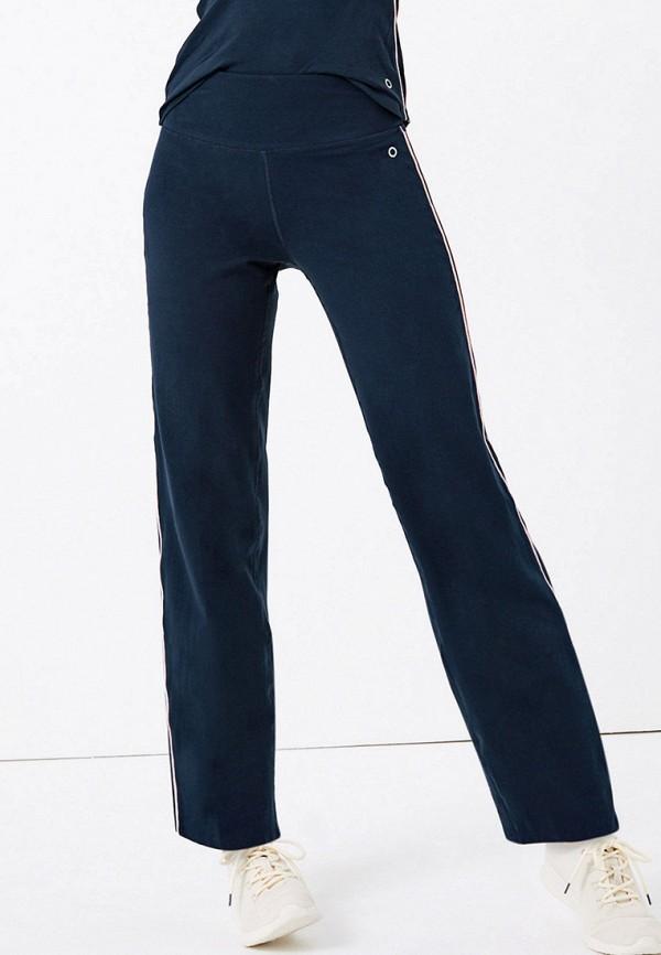 женские спортивные брюки marks & spencer, синие