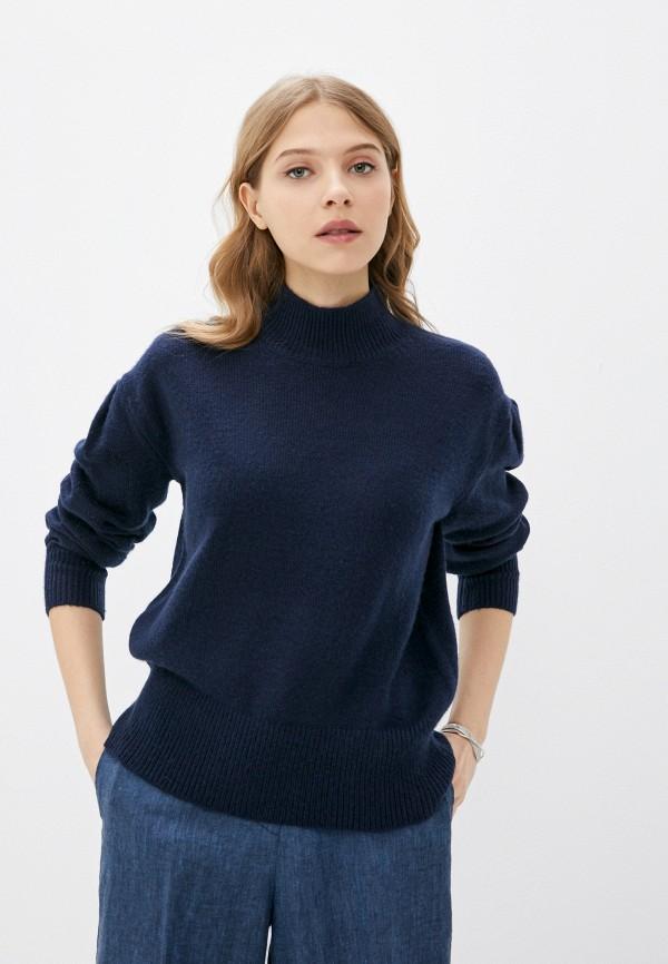 женский свитер marks & spencer, синий