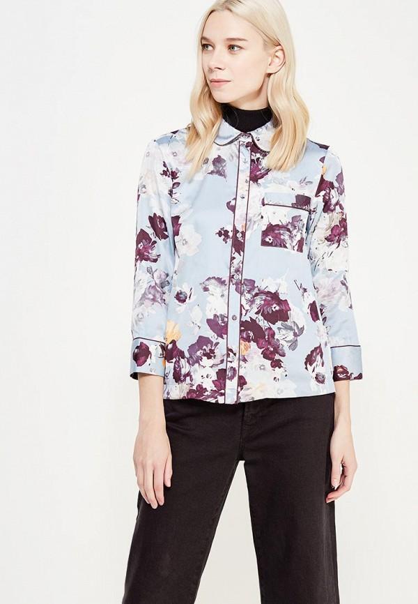 Купить Блуза Marks & Spencer, ma178ewyyh71, голубой, Осень-зима 2017/2018