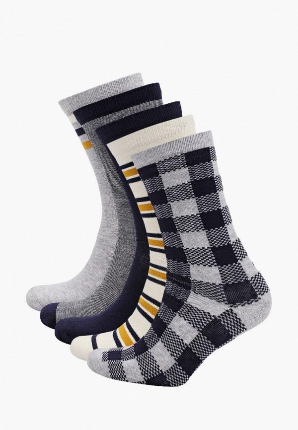 носки marks & spencer для мальчика, разноцветные