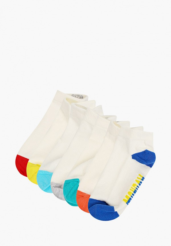 носки marks & spencer для мальчика, белые