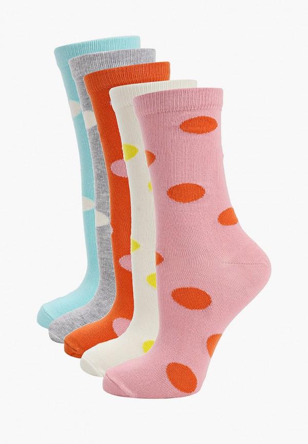 носки marks & spencer для девочки, разноцветные