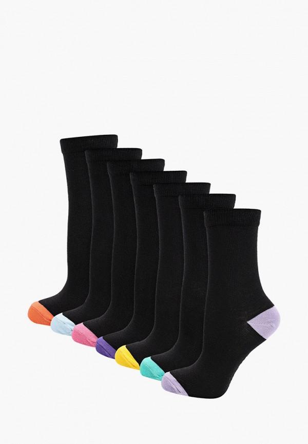 носки marks & spencer для девочки, черные