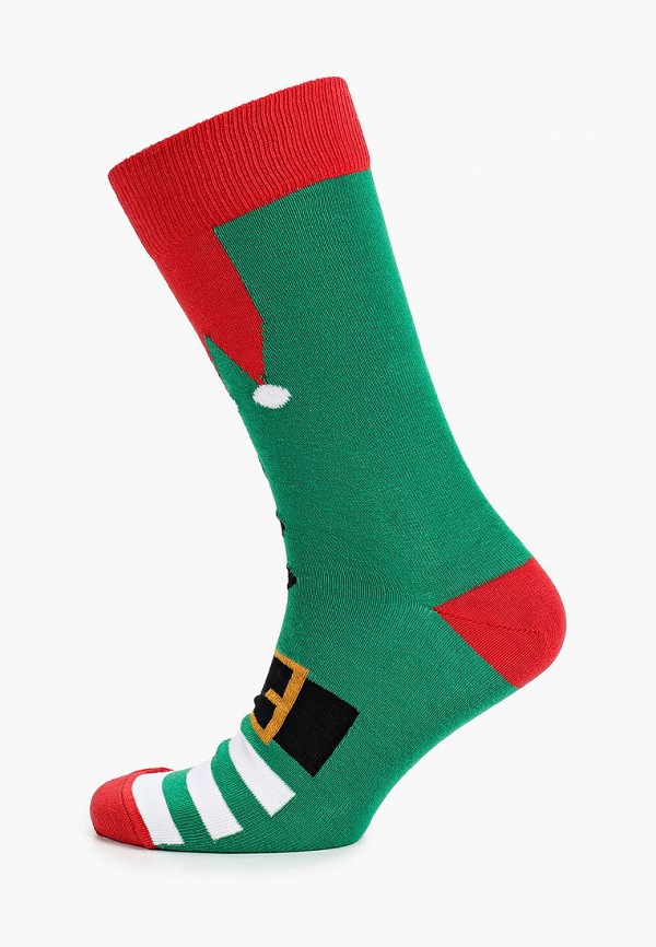 мужские носки marks & spencer, зеленые