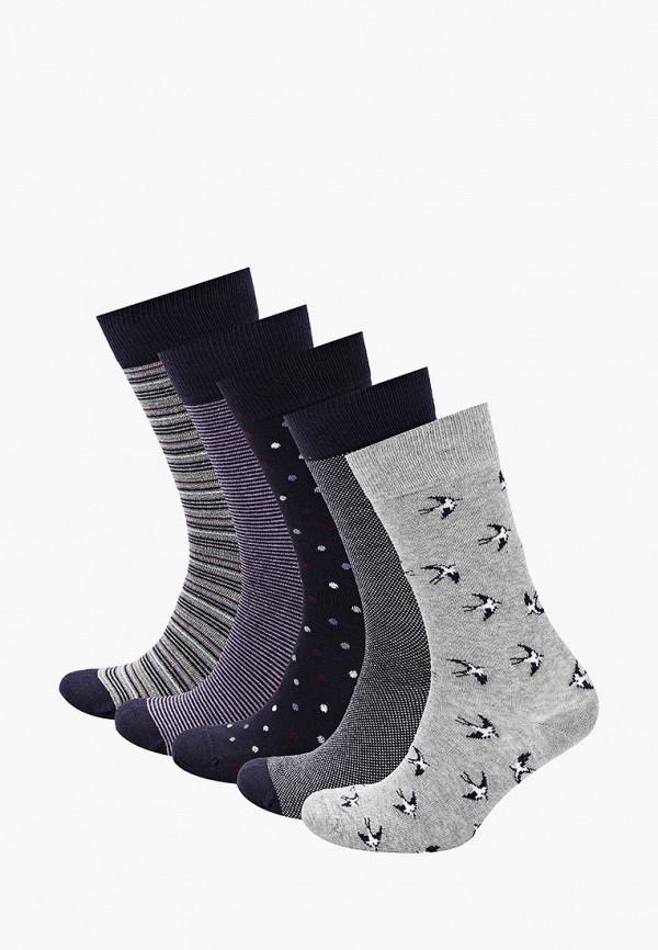 мужские носки marks & spencer, разноцветные