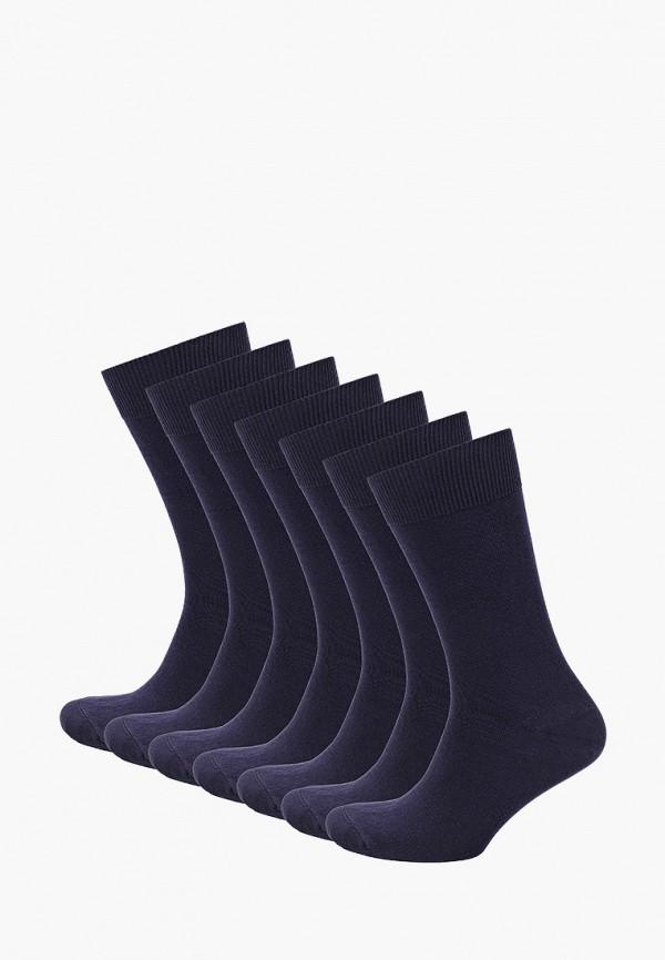 мужские носки marks & spencer, синие