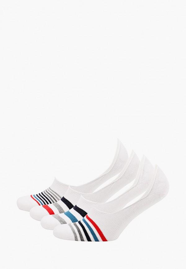 мужские носки marks & spencer, белые