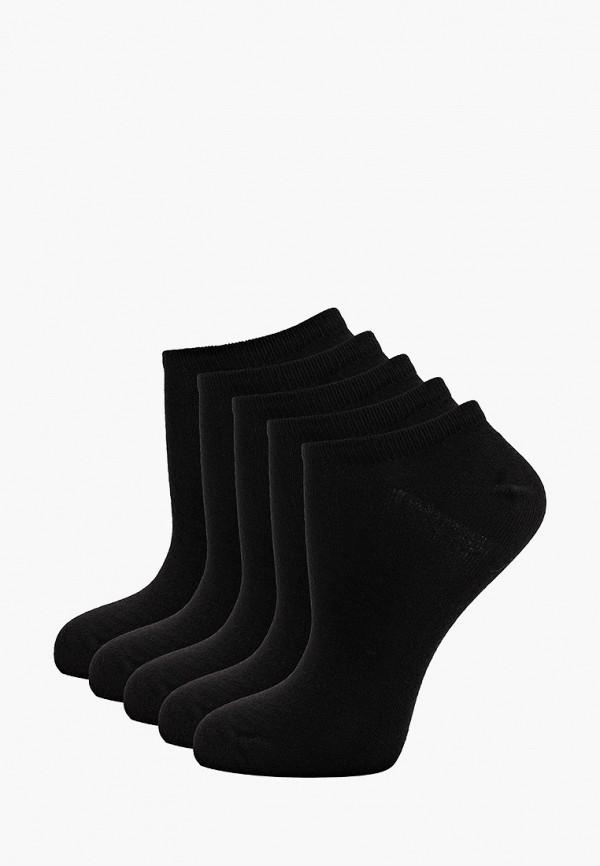 женские носки marks & spencer, черные