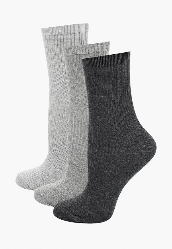 женские носки marks & spencer, серые