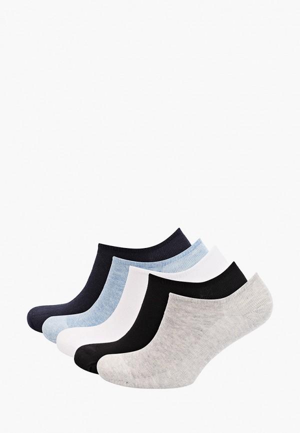 женские носки marks & spencer, разноцветные